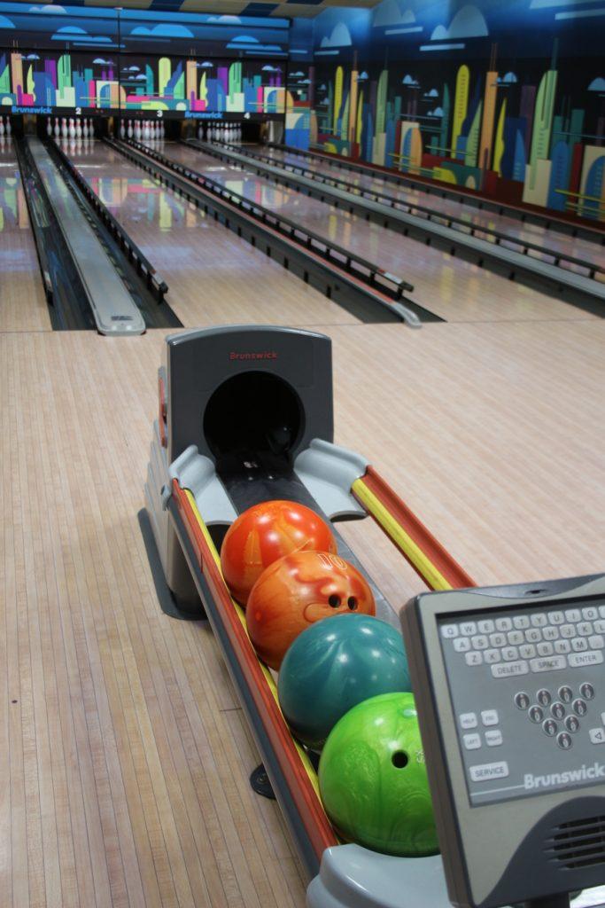 Bowling drahy7